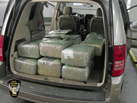 Troopers seize 538 pounds of marijuana, worth more than $2.1 million in Clinton County